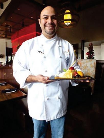 Chef Mark Medina