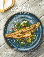 July/August 2018 Edible Ottawa Cover