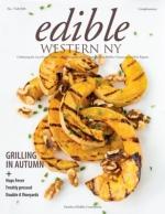 Edible Western NY Fall 2018 Magazine Cover